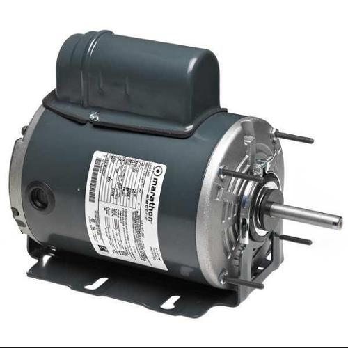 MARATHON MOTORS 048A17T237 Motor, Split Ph, 1/3 HP, 1625 RPM, 115 V