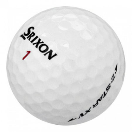 Srixon Z-Star XV Golf Balls, Used, Mint Quality, 12 (Srixon Z Star Golf Balls Best Price)