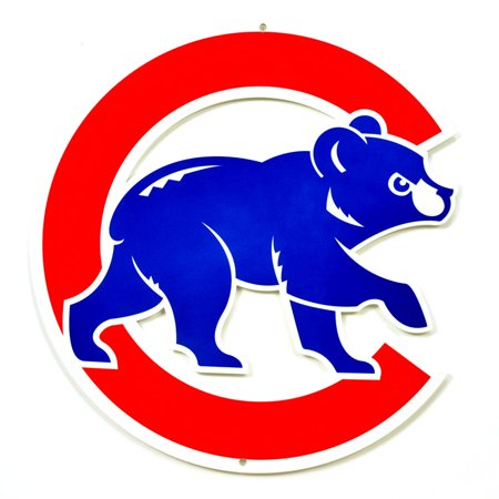 Chicago Cubs Walking Bear 12