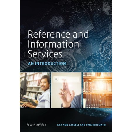 Ref & Info Services (World Encyclopedia Of Library And Information Services)