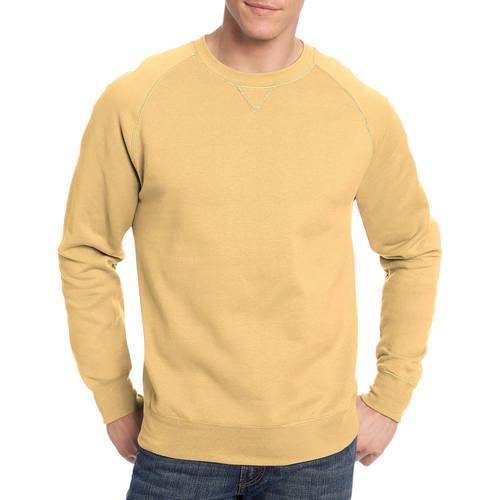 Hanes Men's Nano Premium Soft Lightweight Fleece Sweatshirt