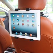 360 Degree Adjustable Car Back Seat Headrest Mount Holder Stand for iPad 2 3 4 Air Tablet Galaxy