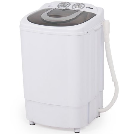 Della Mini Portable Washing Machine Amp Spin Wash 8 8 Lbs