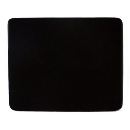 axGear Mouse Pad Mice Mat PC Laptop Computer Square Black - image 1 of 2