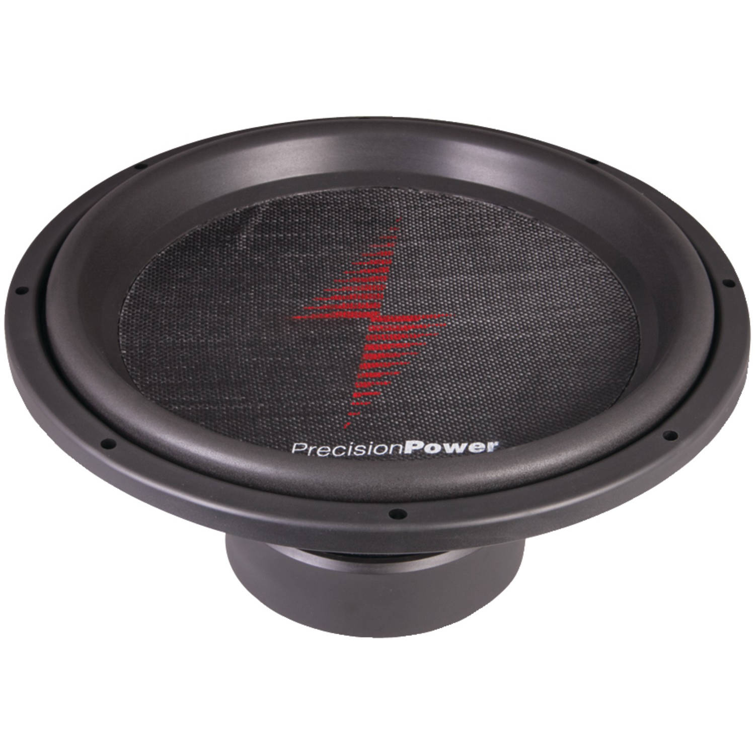 Precision Power PH.15 900W 15-Inch Phantom Series Dual 2 Ohm Subwoofer, Set of 1