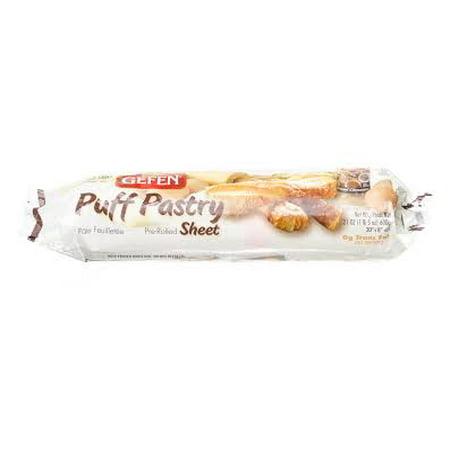 Gefen Puff Pastry Sheet 21oz Walmartcom