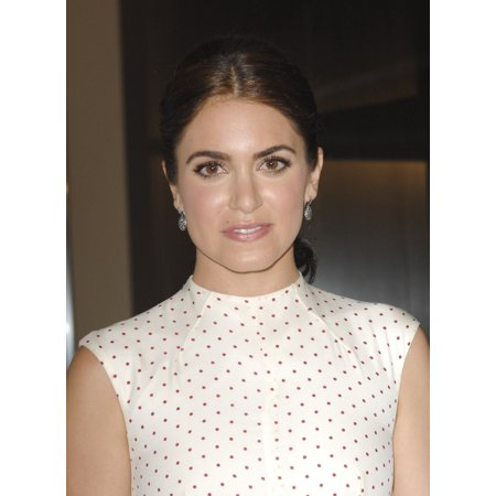 Nikki Reed At Arrivals For The Annual Inspiration Awards Benefiting Step Up Womens Network Beverly Hilton Hotel Los Angeles Ca June 10 2011 Photo By Elizabeth Goodenougheverett Collection Photo Print
