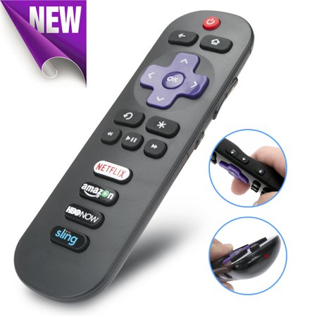 New Remote Control for TCL 55