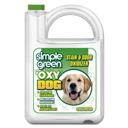 Sunshine Makers 2010000415306 Oxy Dog Odor Remover, Gallon - image 1 of 1