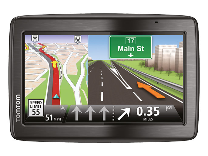TomTom Via 1525M GPS Navigator by TOM TOM