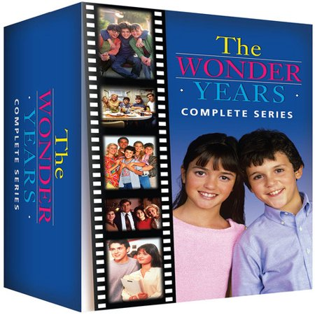 The Wonder Years: Complete Series (DVD)
