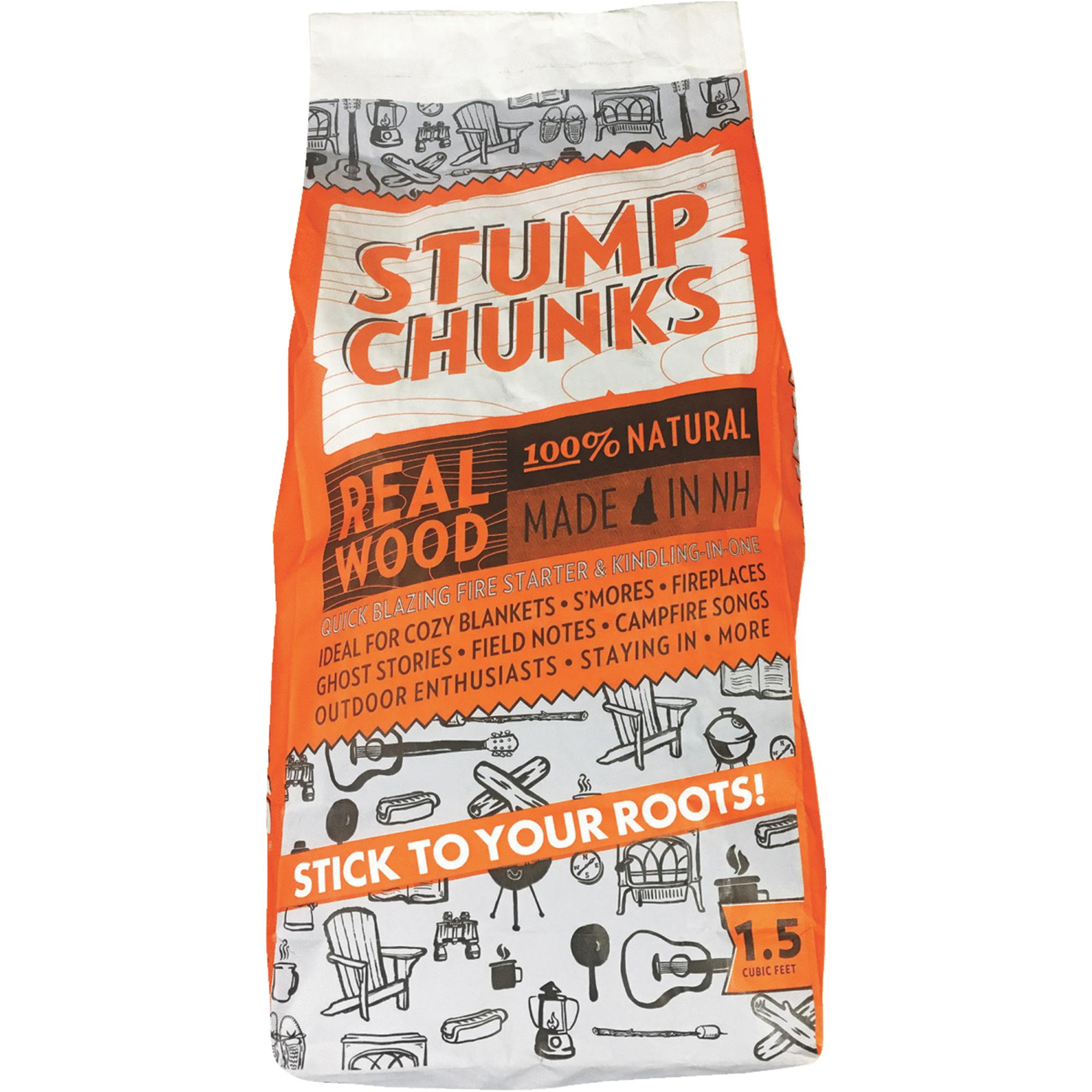 Stump Chunks Kindling & Fire Starter by Stump Chunks