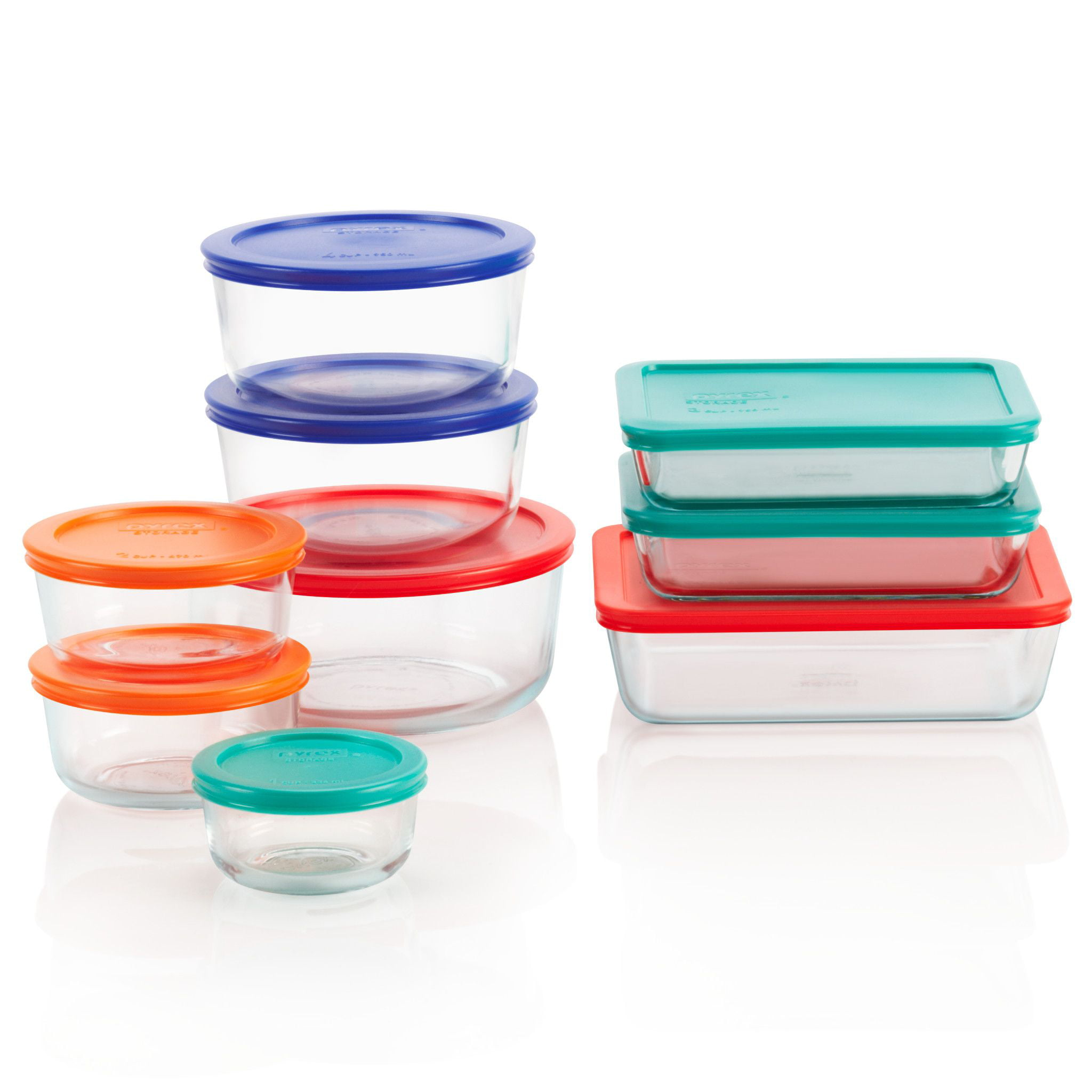Salad Dressing 1oz Container Cup Set with Snap Airtight Lids 6pc Reusable Dip