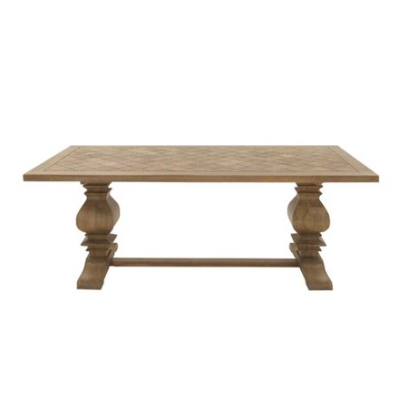 Cole Grey Cole Grey Wood Dining Table
