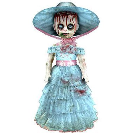 Zombie Doll Makeup (Living Dead Dolls Series 22 Zombies Goria)