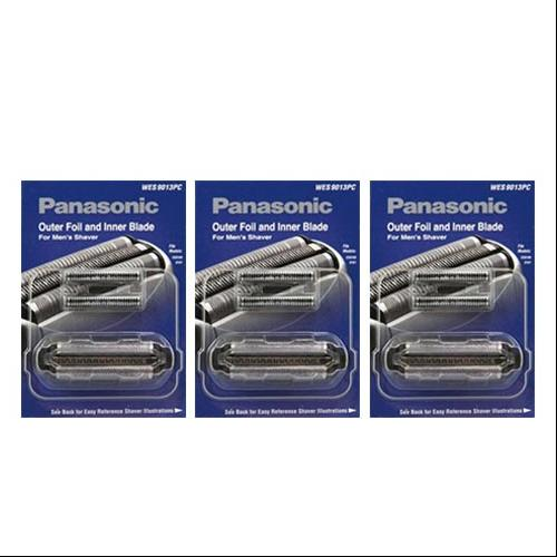 Panasonic WES9013PC (3-Pack) Replacement Blade and Foil