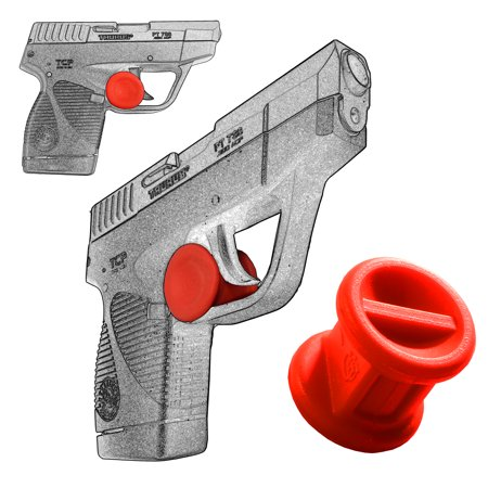 Micro Holster Trigger Stop For Taurus PT738 TCP 380 & PT732 .32 ACP s18 by Garrison (Beretta 3032 Tomcat 32 Acp For Sale)