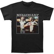 John Mellencamp Men's  MMVI T-shirt Black