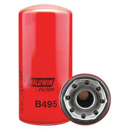 Full-Flow Baldwin Filters Oil Filter Spin-On