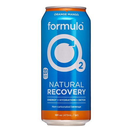 Formula O2 Recovery Drink, Orange Mango, 16 Fl Oz, 1 Count