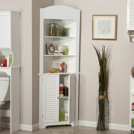 RiverRidge Ellsworth Collection - Tall Corner Cabinet - (Lower Corner Cabinet)
