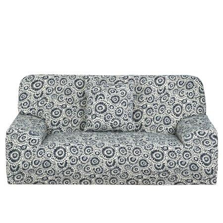 Piccocasa Ring Prints Elastic Sofa Loveseat Cover