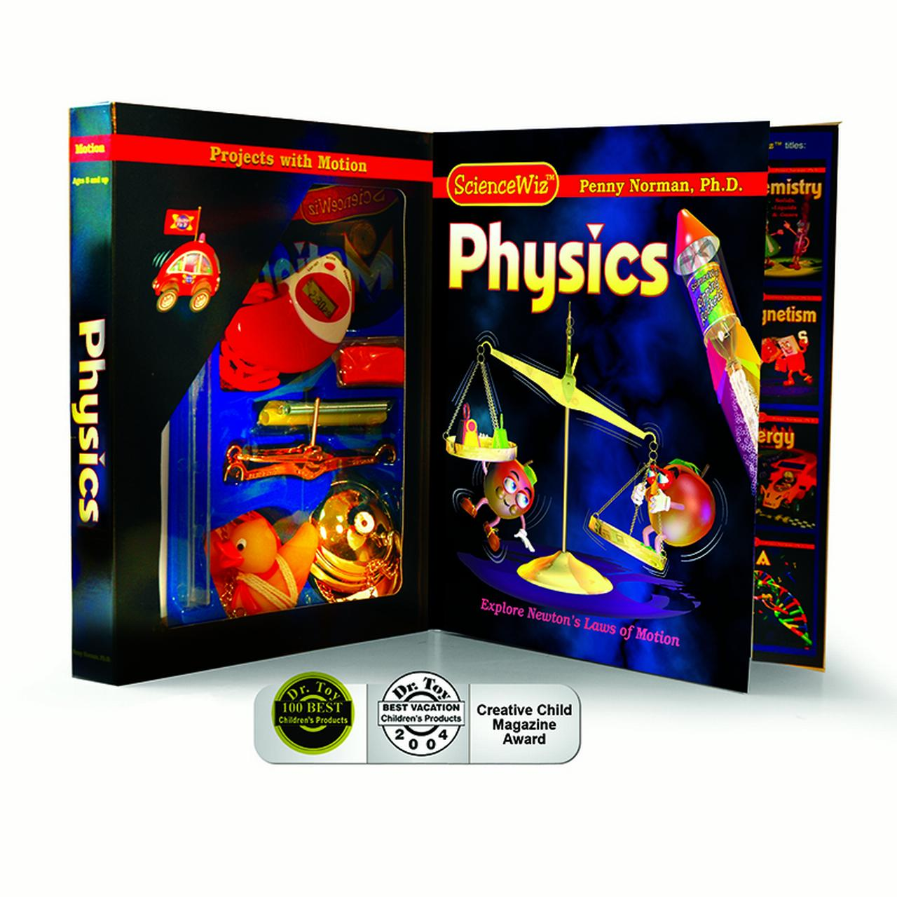 ScienceWiz Physics Kit