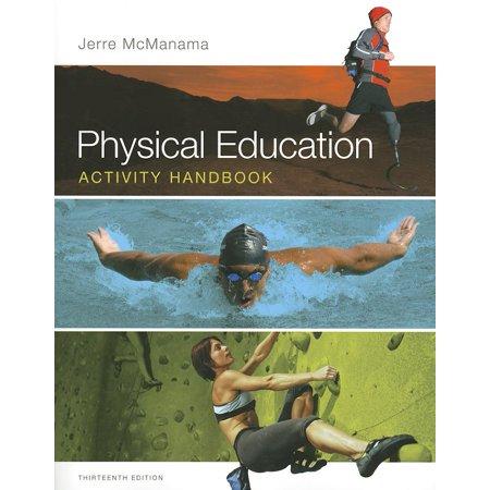 Physical Education Activity Handbook - Halloween Physical Education Activities