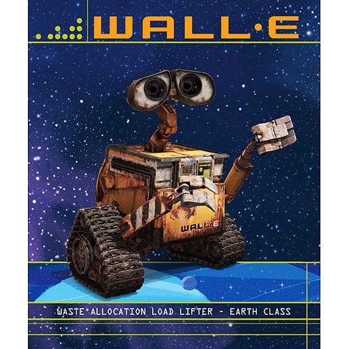 Wall-E Throw Blanket