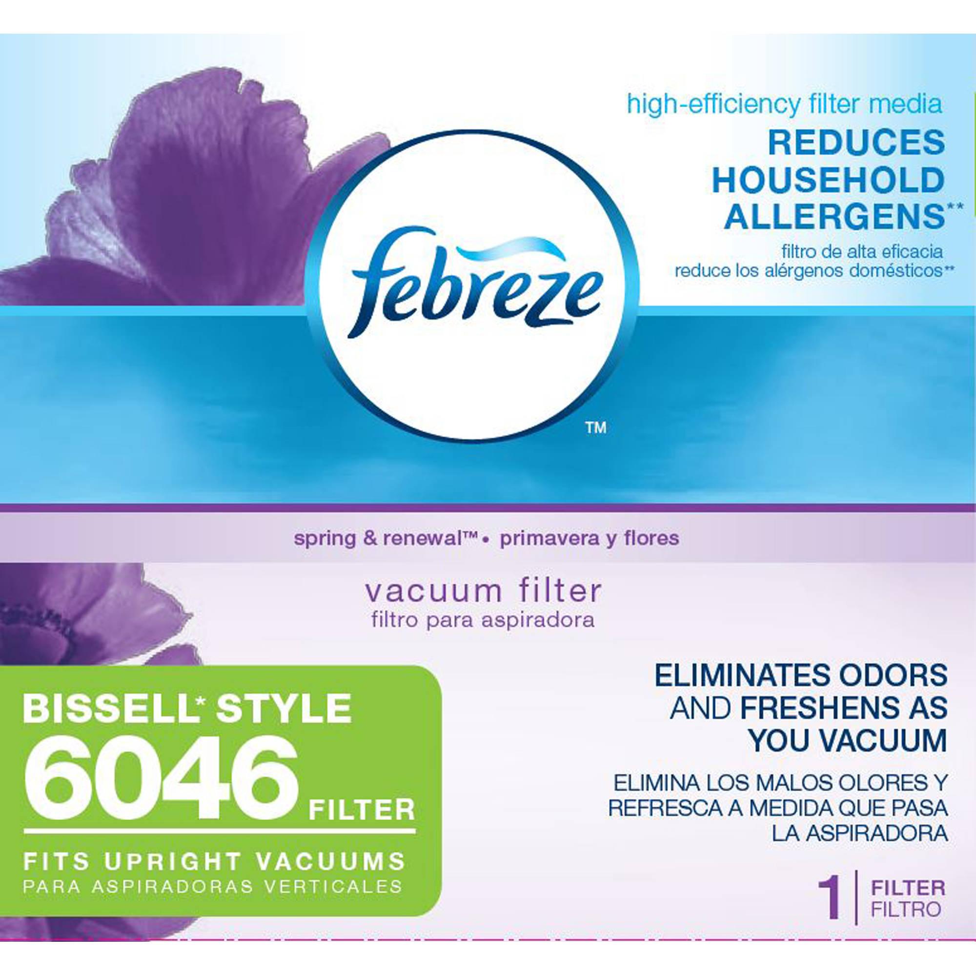 Febreze Bissell Filter, 6046 PDQ-60463