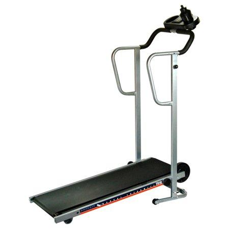 manual treadmill walmart