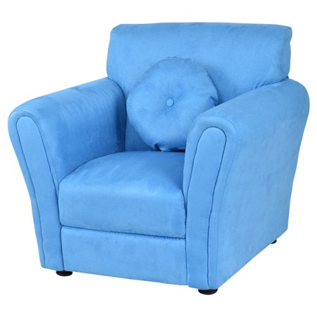 Gymax Kids Sofa Armrest Chair Couch Children Living Room