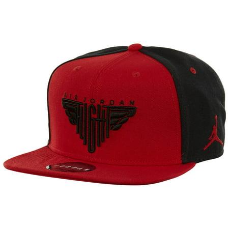 Jordan - Jordan Flight Snapback Hat Unisex Style   724903 - Walmart.com 963a9134c5d