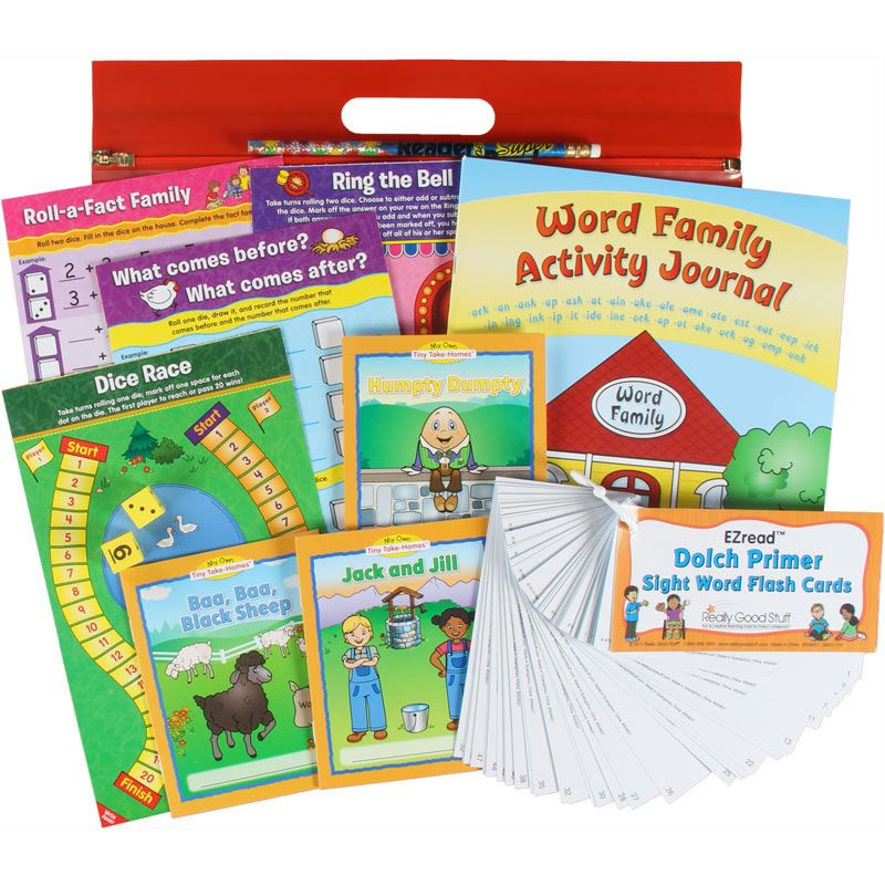 Summer Learning Kit - Kindergarten (Entering Grade 1)