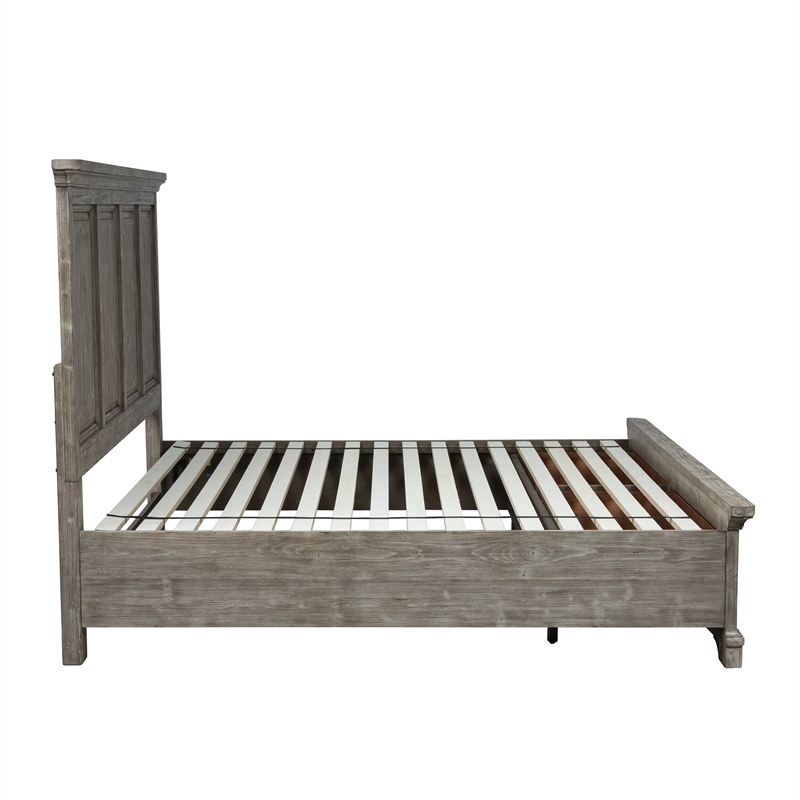 Liberty Furniture Highlands Queen Storage Bed - image 1 de 6