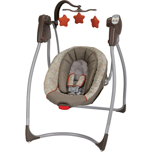 Graco - Comfy Cove Lx Swing, Forecaster
