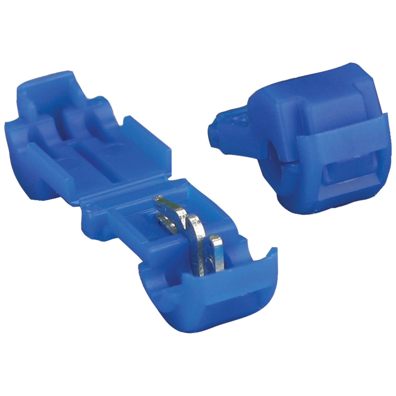 Install Bay 3MBTT 3M T-Taps, 100 PK (Blue, 16-14 Gauge)