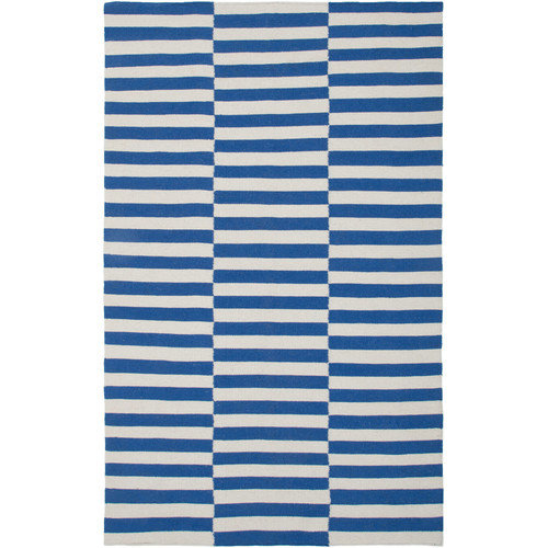 Rizzy Swing SG2916 Blue, White 3' x 5' Rug