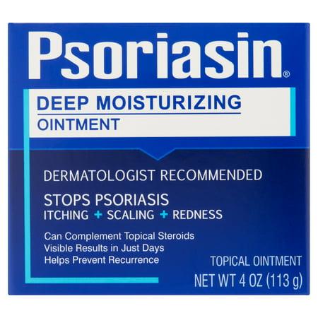 Psoriasin Multi-Symptom Psoriasis Relief Ointment, 4 oz