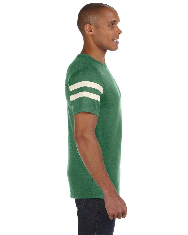 Alternative Men's Short Sleeve Eco-Jersey Football T-Shirt