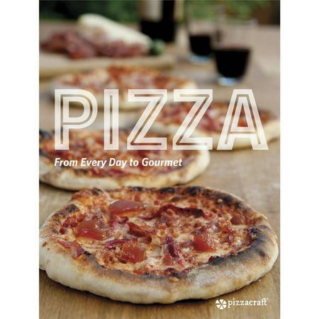 Pizzacraft Pizza Recipe Book, Over 50 Recipes, PC0599