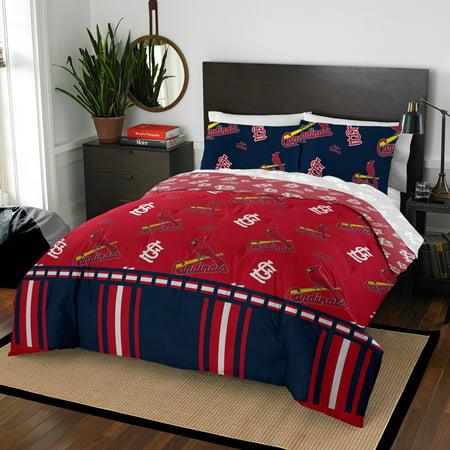 St. Louis Cardinals Queen Bed In Bag Set - Walmart.com