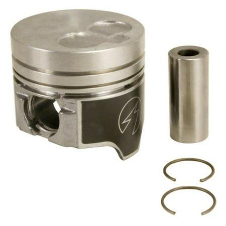 Sealed Power Cast Piston - Sealed Power H729CP Cast Piston