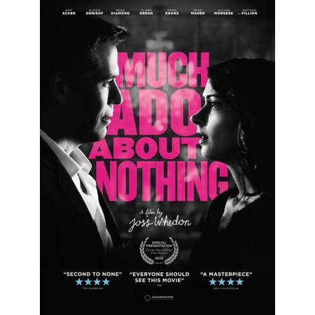 Ado About Nothing Poster (Much Ado About Nothing (2013) 11x17 Movie Poster )