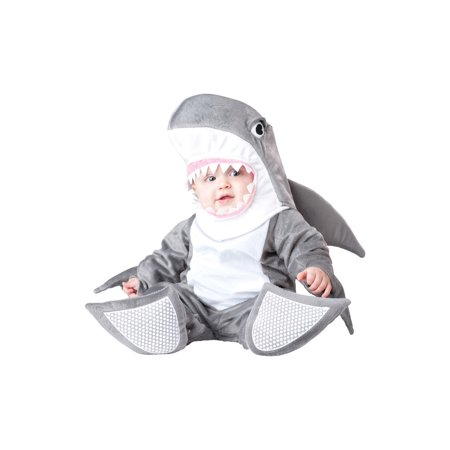 Infant Silly Shark Costume Incharacter Costumes LLC 6036