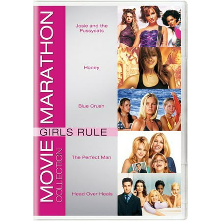 Girls Rule Movie Marathon Collection (DVD) - Pink Girl Movie