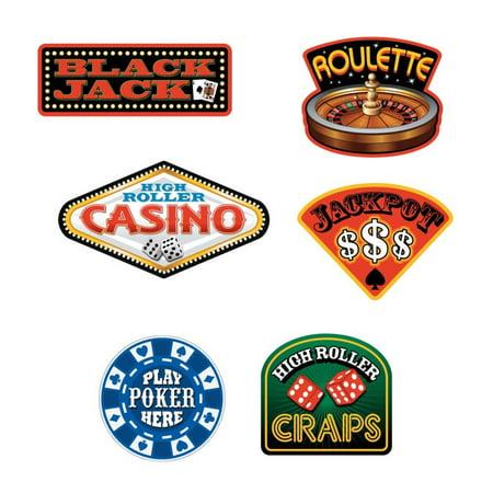 Casino Led Sign (Casino Sign Cutouts )