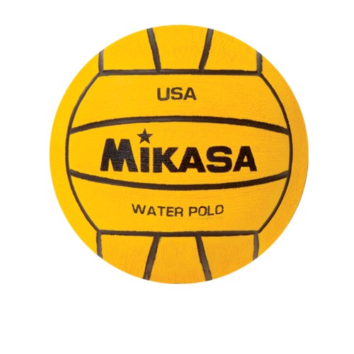 Water Polo Mini Ball by Mikasa Sports, Yellow W500 Series by Mikasa