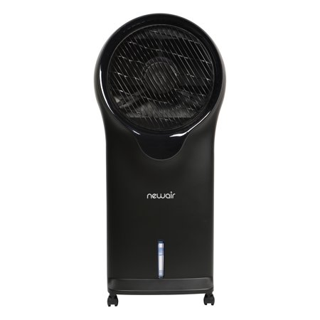 NewAir EC111B 500 CFM 3-Speed Portable Evaporative Air Cooler (Swamp Cooler) with