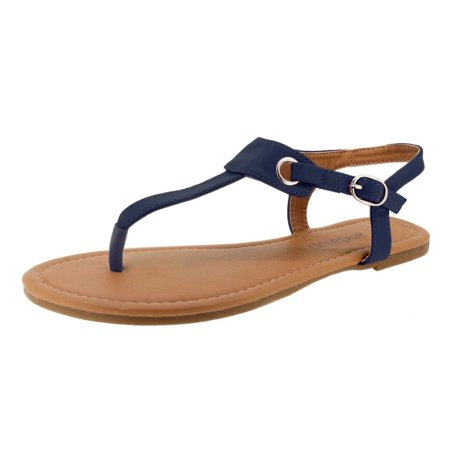 7a7584fad Sandalup - Newstar Flat Claire Sandal for Women